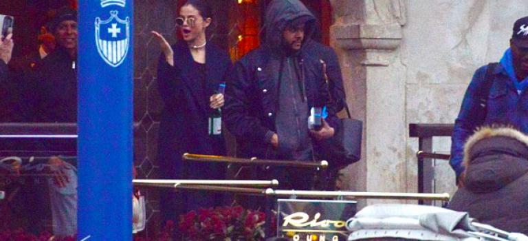Selena跟男友25萬同遊義大利!網友直呼:幹嘛不來遊行反川普!