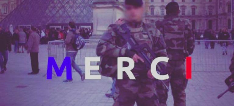 男子持刀闖進羅浮宮立即遭到槍擊!法警:疑似恐怖攻擊!