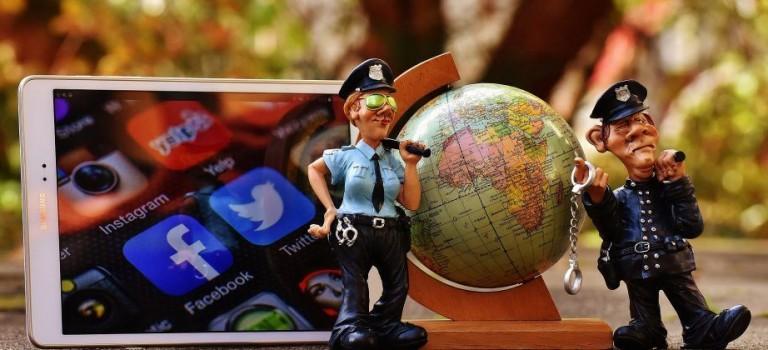 遊客們注意!以後過美國海關很有可能被問及社交網站密碼哦👎