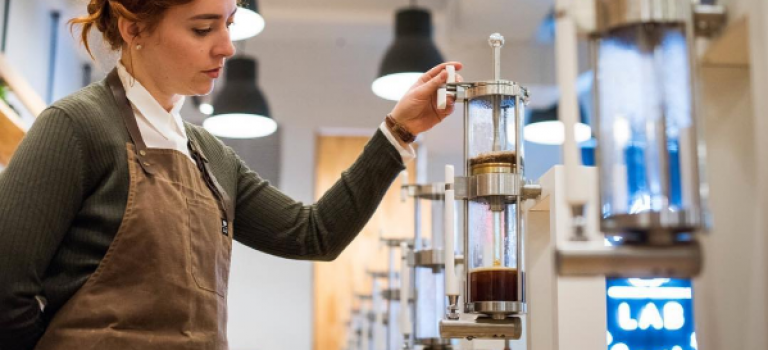 全美最貴咖啡駕到紐約布魯克林!高逼格,超文藝:來紐約必嘗