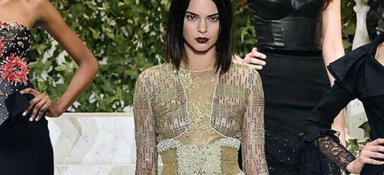 Tommy 大秀不見好姐妹Kendall相挺?!原來Kendall在這耍性感時尚啦!