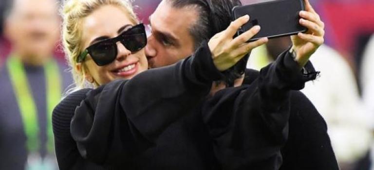 【爆】Lady Gaga有新歡了!!究竟他是何方神聖?!