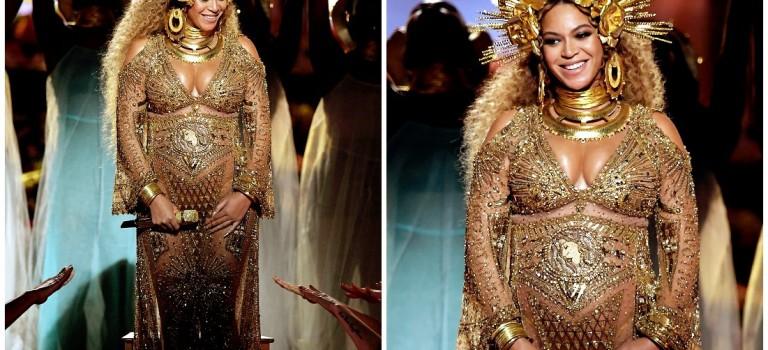 【完整影片】美到窒息!Queen B挺孕肚完成高難度表演:女神范讓人忍不住臣服!