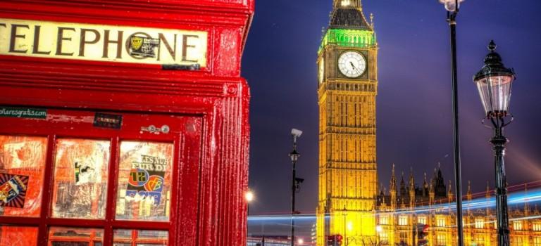 OMG 😱 倫敦最具代表性的紅色電話亭,以後只能在博物館裡看了