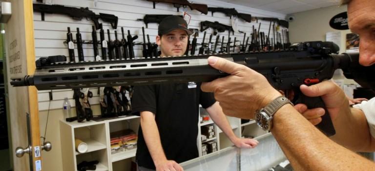 美國參議院廢除奧巴馬控槍法案,7.5万精神病患或可控槍