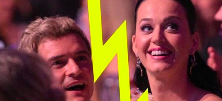 「驚爆」水果姐Katy Perry與奧蘭多發聲明證實分手!