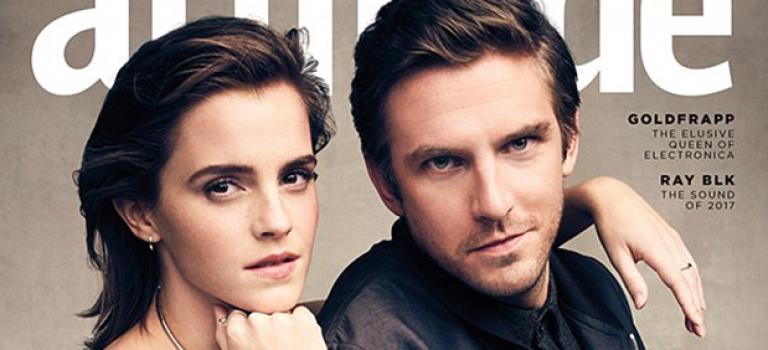 Emma Watson榮登男同志權威雜誌封面!表示:超級榮幸!我愛他們!