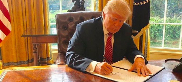 來來來!川普上任一個月調查~全美增加23萬本土工作量!