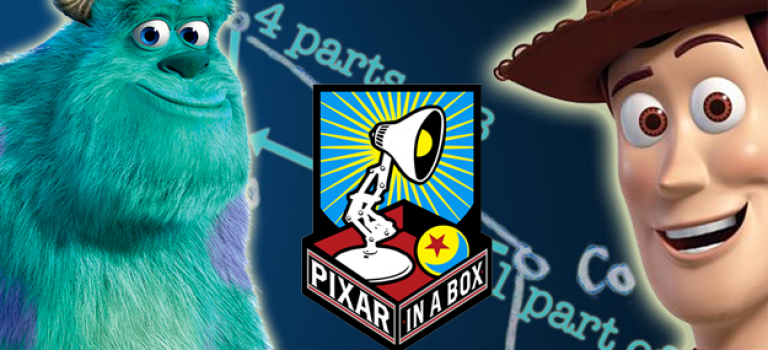 Pixar瘋了!開授網絡動畫課程,全世界免費任意學