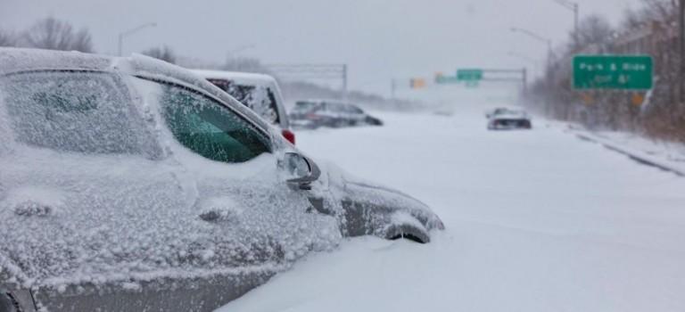 【注意啦】暴風雪Stella明天凌晨襲擊紐約,或將帶來2英呎降雪!