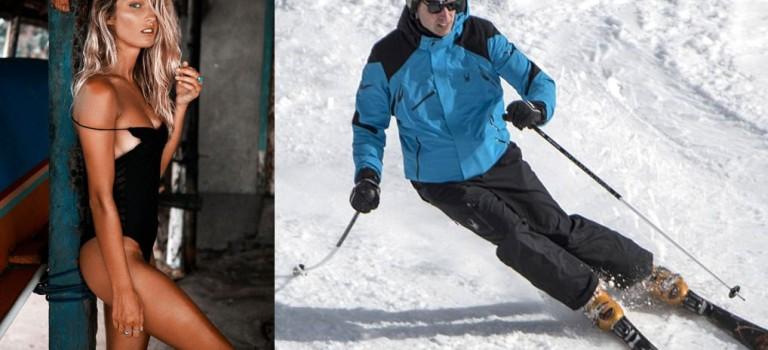 威廉王子與性感模特滑雪度假!王室粉絲:凱特王妃呢?