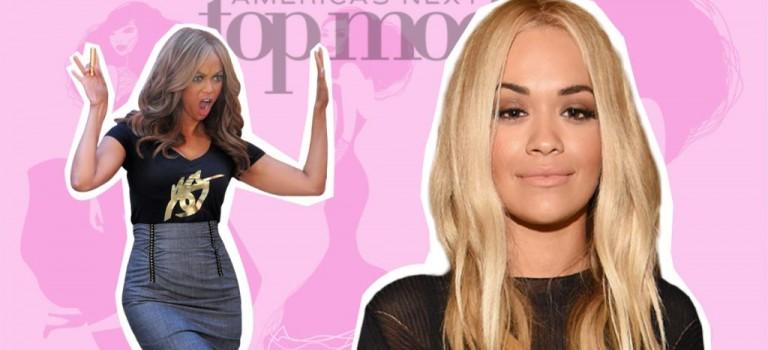 "Rita Ora不給力?Tyra Banks宣佈強勢回歸,接棒""全美超模""!"