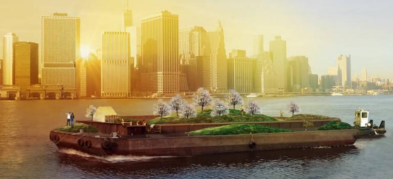 漂浮公園回來紐約啦!今年春天千萬別錯過呀!