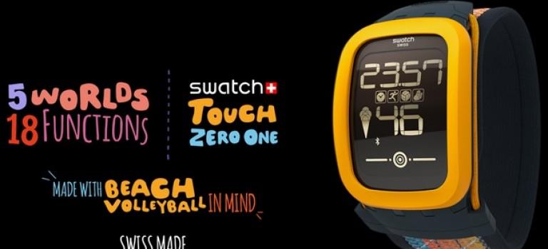 大崩潰! Swatch進軍智能手錶市場,這個設計醜哭全世界