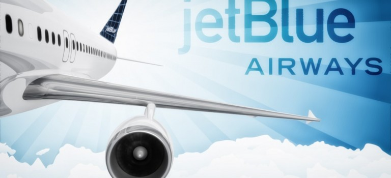 今天結束! JetBlue春季折扣票單程低至$44