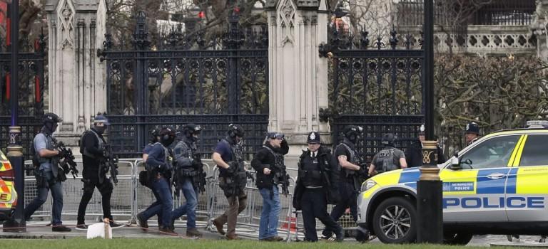 【突發】英國倫敦國會前發生恐怖襲擊:至少12人受傷