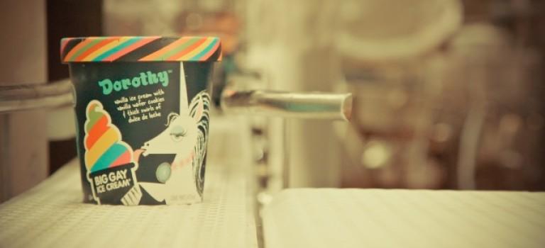 歡呼吧!紐約超人氣冰淇淋店Big Gay出桶裝款:可以買回家囤貨咯!