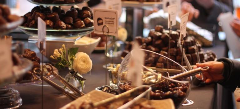 文藝甜品控看過來:加州人氣巧克力See's Candies終於來紐約啦!