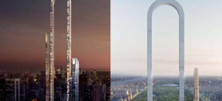 這是在開玩笑?紐約將建U形摩天樓!電梯技術將成最大挑戰