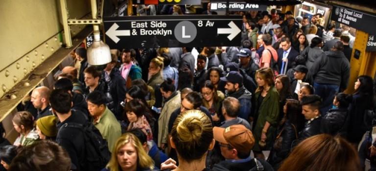 好消息!地鐵L線整修期縮短到15個月!