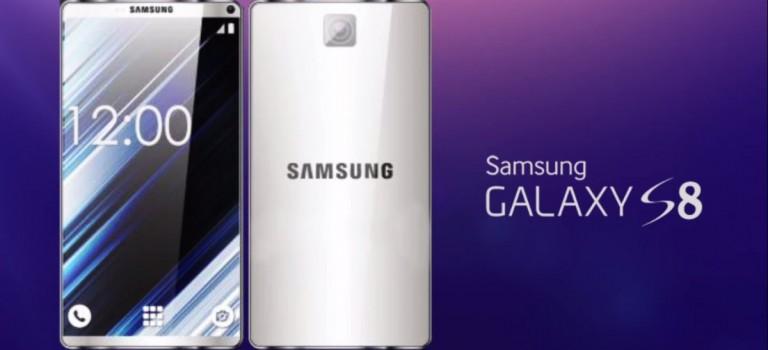 亮眼登場!三星最新款Galaxy S8搶先看!