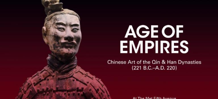 自豪!秦始皇兵馬俑到紐約,大都會博物館將展示秦漢文明