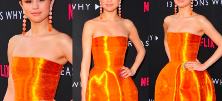 Selena亮麗出席活動!沒想到五十道陰影女主角粉絲大呼不公平~怎麼了?