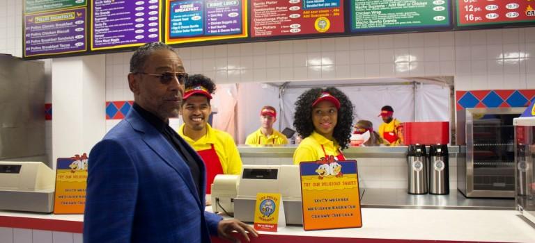 劇迷們注意了!《Breaking Bad》中的炸雞店來紐約了!