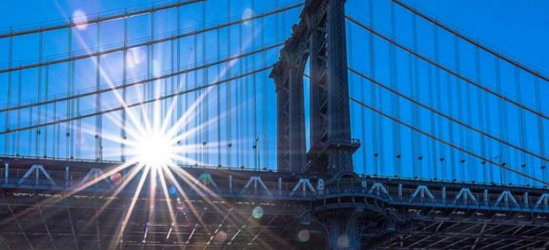紐約今天迎6個月來最高氣溫!週三或將有大暴雨