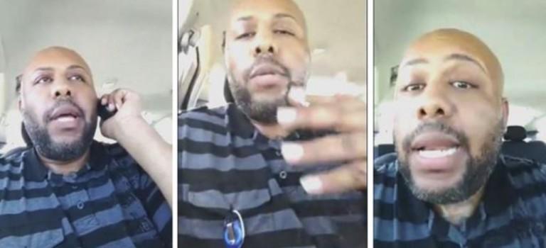 警報解除!臉書直播殺人的兇犯被發現已自殺身亡