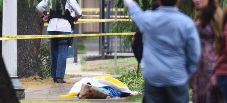 突發!男子在加州Fresno市中心,開槍殺死3名路人