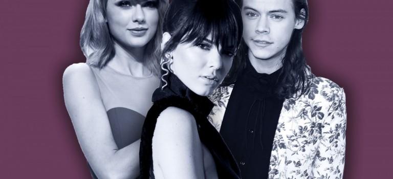 Harry Styles受訪談及Taylor!但坦言新歌是獻給Kendall的….