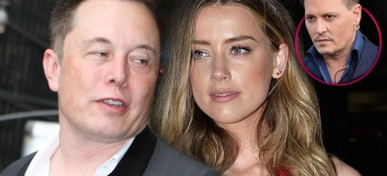 Amber Heard超好命!綁定億萬科技富豪將成婚,現任身家是德普的37倍!
