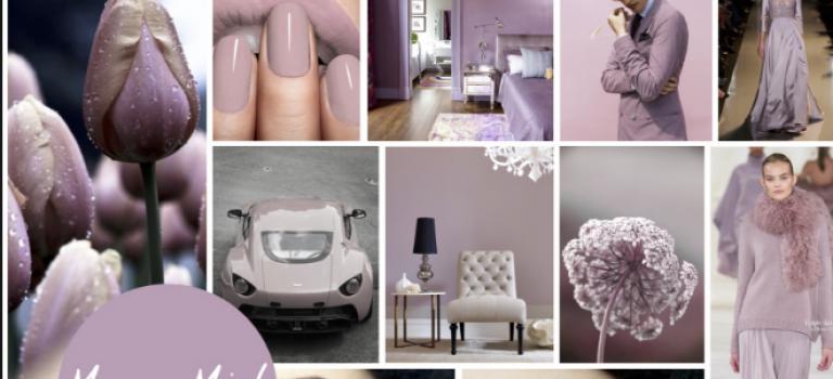 時尚咖看過來!今年最潮顏色就是這種霧面紫!😍