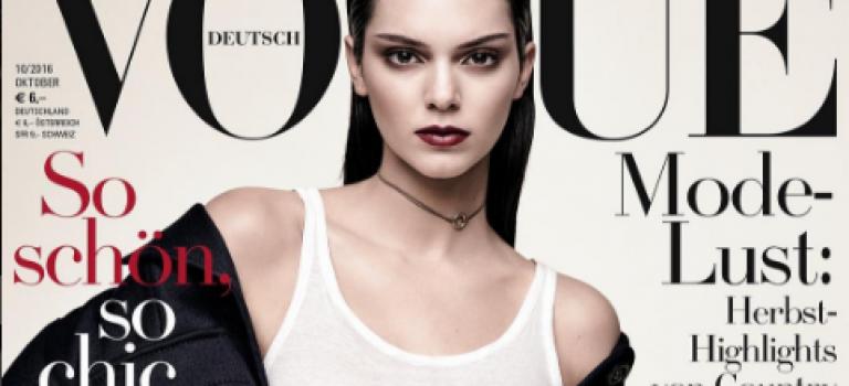 Kendall Jenner回復自己的穿搭秘訣時竟這樣回應….太霸氣!