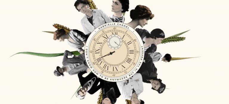 真正的大牌拼的是氣質!Chanel 發佈精緻短片:文藝和時尚的碰撞