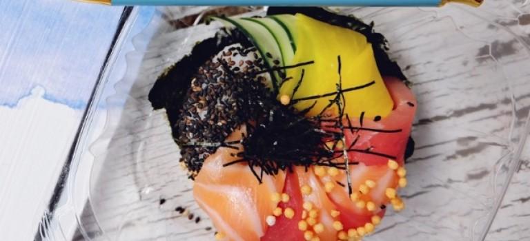 想吃壽司甜甜圈的快看過來!