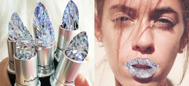 真的假的啦?!M.A.C 要出水晶唇膏?Instagram一片瘋傳!
