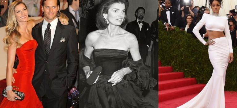 萬眾期待的Met Gala 2017即將舉行,往年最棒紅毯造型大回顧