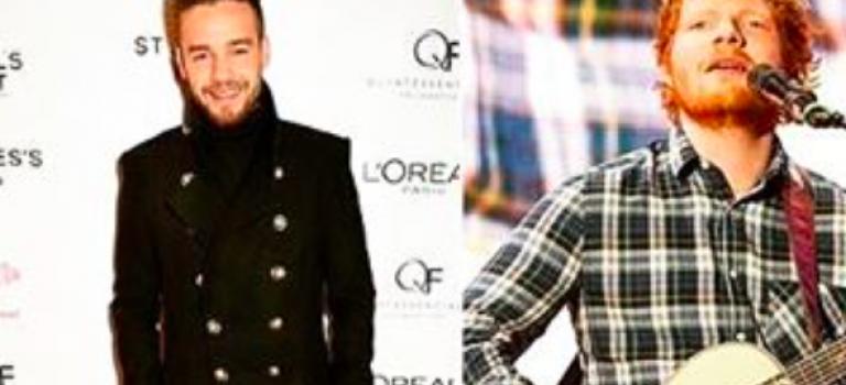 這是秘密!樂壇兩大才子要合作啦!紅髮Ed要攜手一世代Liam啦!