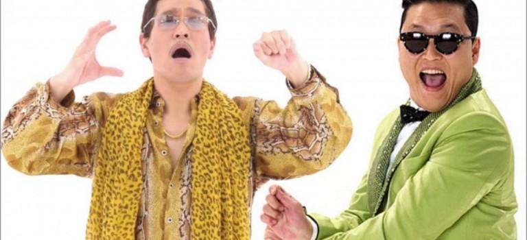 PSY大叔 X PIKO太郎?!這個魔性組合的洗腦新歌來啦!!