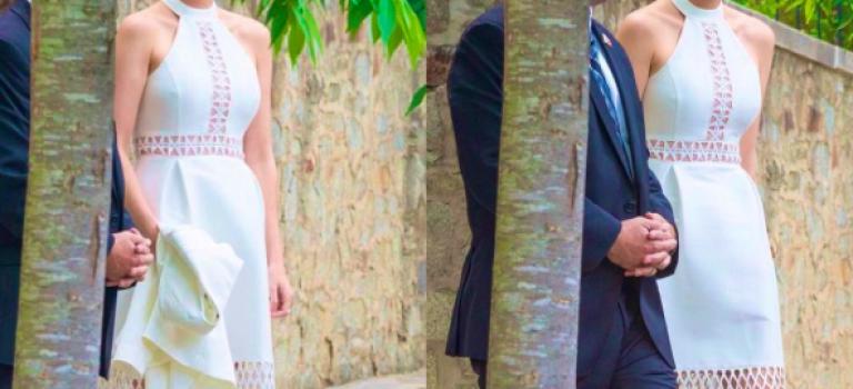 Ivanka露香肩竟然這件衣服只要XXX美金!首次回應外傳接管FBI傳聞!