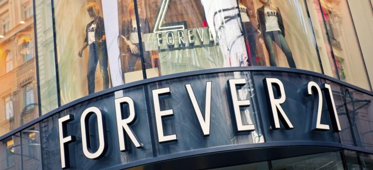 Forever 21 又被爆抄襲醜聞!網友:這麼爛的品牌誰要買