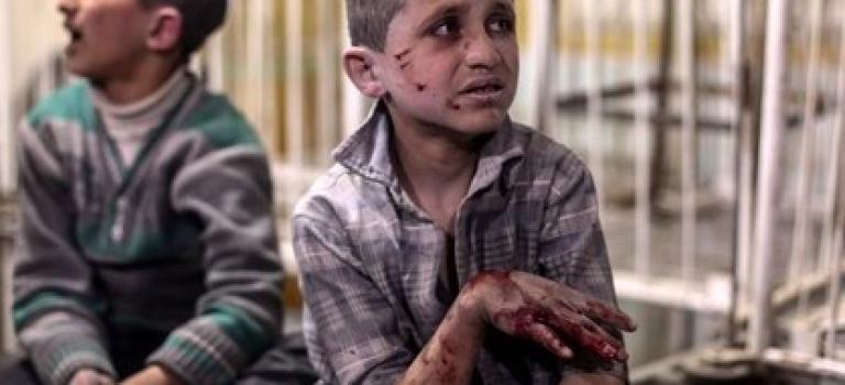 『視頻』生化武器有多可怕?敘利亞虐童口吐白沫影片全世界都心疼!