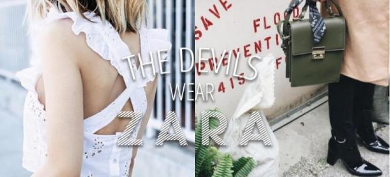 「穿 Zara 的惡魔」:作為 Zara 超級粉絲的你,務必 Follow 這個Instagram 帳戶!