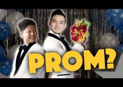 WHO DID WE TAKE TO PROM? – Lunch Break!