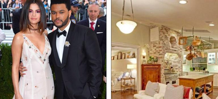 小賈Selena真的回不去了!Selena 跟The Weeknd LA買房同居密謀婚事!
