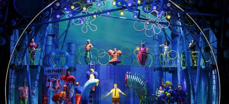 繼《冰雪奇緣》之後,海綿寶寶也要出百老匯劇了!