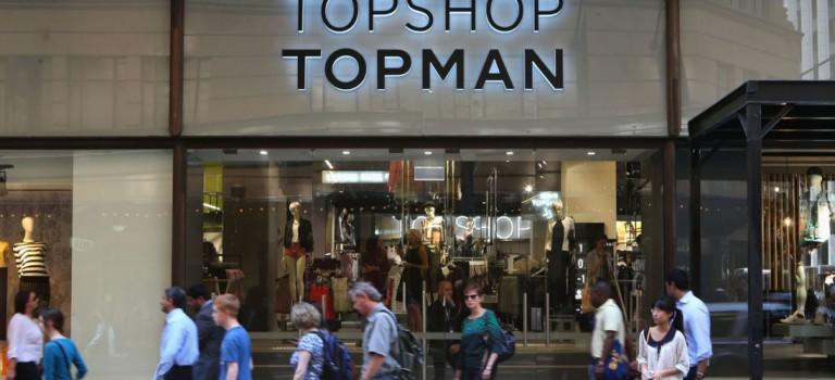 時尚業的冬天無盡頭!Topshop也面臨危機,澳洲分部選擇自願破產