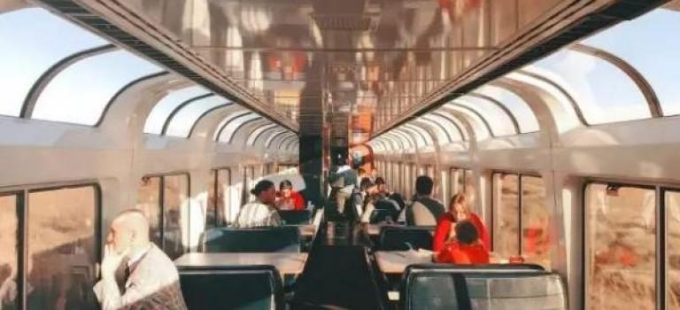 坐火車橫穿美國是怎樣一種體驗? (66號公路和1號公路的另一種打開方式)